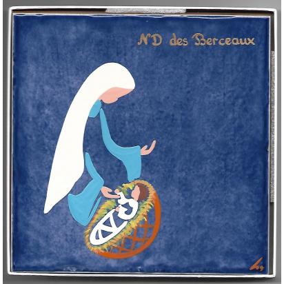 Notre-Dame des Berceaux de Vierge Marie
