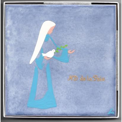Notre-Dame de la Paix de Vierge Marie