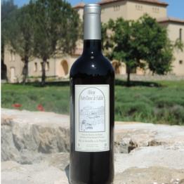 Vin rouge cuvée spéciale de l'Abbaye