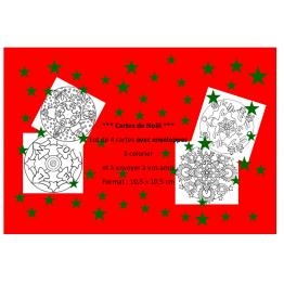 cartes de voeux de Carterie