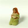 Marie (crèche 9 cm) de Crèches
