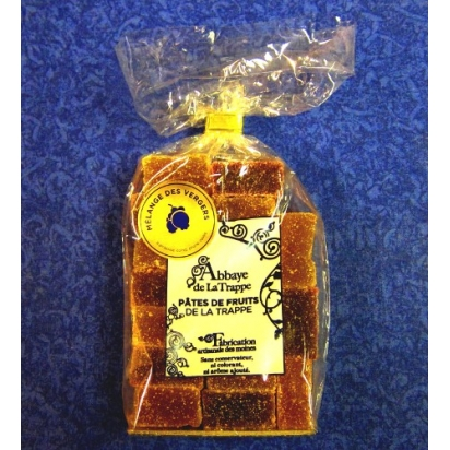 Pâtes de fruits - Sachet 200g - Mélange exotique de Epicerie sucrée