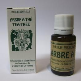 Huile essentielle Arbre à Thé (Tea Tree) - 15ml
