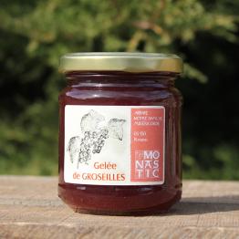 Gelée de GROSEILLES – Rosans - 235 g de Epicerie fine