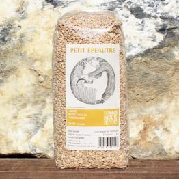PETIT EPEAUTRE DE L'ABBAYE Grain mondé - cultivé par les moniales de l'abbaye de Rosans – 1 Kg