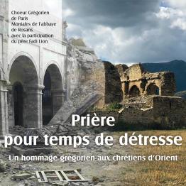 PRIERE POUR TEMPS DE DETRESSE CD Rosans