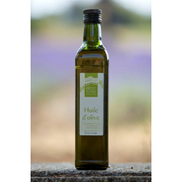 Huile d'olive de l'Abbaye de Jouques