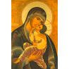 icône de la Vierge qui aime les hommes de Icônes traditionelles