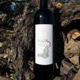 Carton de vin de 6 bouteilles FIDELIS - cuvée de l'Abbaye Notre Dame de Fidélité