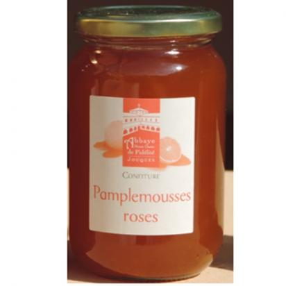 Confiture de pamplemousses roses, 430 gr de Confitures & Miels