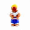CRECHE - L'enfant de la paix - Santons en terre cuite (6cm) N°23 de Crèches