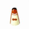 CRECHE - Marie - Santons en terre cuite (6cm) N°5 de Crèches