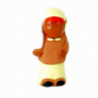 CRECHE - Le meunier - Santons en terre cuite (6cm) N°27 de Crèches