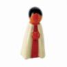 CRECHE - Joseph - Santons en terre cuite (9cm) N°48 de Crèches de Noël