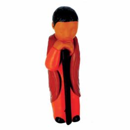 CRECHE - Joseph - Santons en terre cuite (38cm) N°56