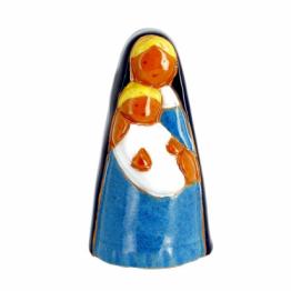 CRECHE - Statuette Notre Dame de l'Aurore (10 cm) N°62