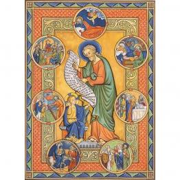 Icône des 7 Douleurs et Allégresses de saint Joseph