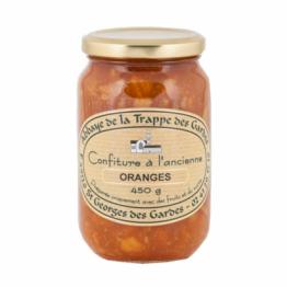 Confiture à l'ancienne Oranges douces