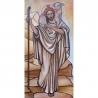 Icône religieuse du Bon Pasteur : la brebis retrouvée de Icônes contemporaines