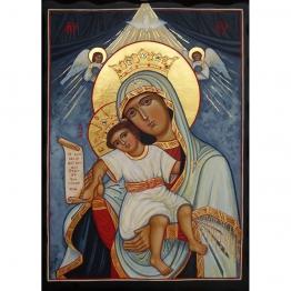 Icône de Notre-Dame des Anges