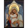 Icône de Notre-Dame des Anges de Icônes contemporaines