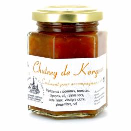 Chutney de Kergonan