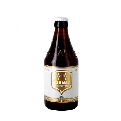 Bière Chimay Triple de Bières trappistes et des Abbayes