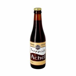 ACHEL - Bière brune Trappiste de Bières trappistes et des Abbayes