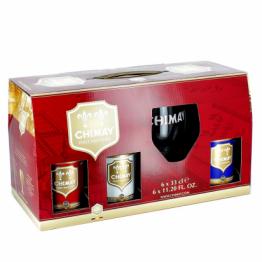 Coffret Cadeau Découverte de bières 6 x 33 cl
