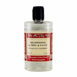 Shampoing au miel et sauge