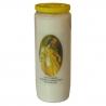 Bougie de Neuvaine - Saint Joseph de Pour ma prière