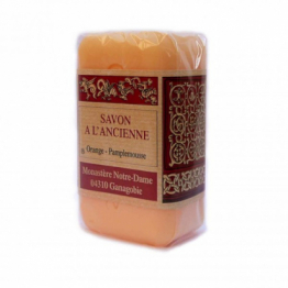Savon à l'ancienne Orange-Pamplemousse