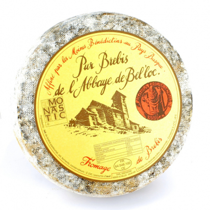 Fromage monastique pur brebis (petit format)