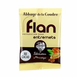 Préparation pour flan au cacao 45gr