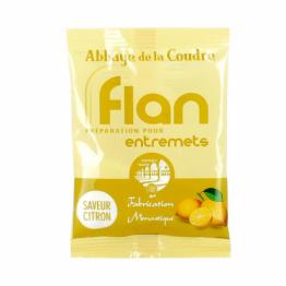 Préparation pour flan au citron 45gr