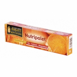 Nutripalet biscuits palets
