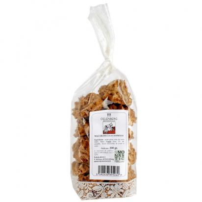 Macarons à la cannelle de Biscuits