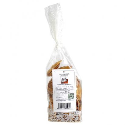 Biscuits tuiles aux amandes de Biscuits