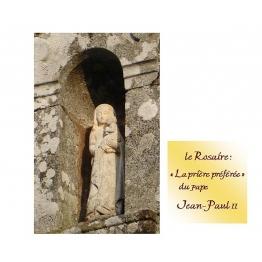 Le rosaire, la prière préférée du Pape Jean-Paul II de Pour ma prière