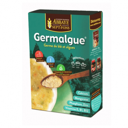 Complément alimentaire Germalgue de Beauté - Santé - Bien-être