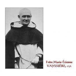 Frère Marie-Etienne Vayssière, o.p