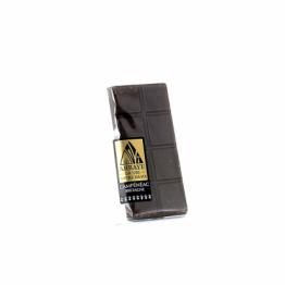 Mini tablette de chocolat noir