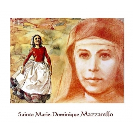 Sainte Marie-Dominique Mazzarello