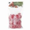 Bonbons fructi-canne Framboise & fruit de la passion de Confiseries