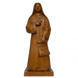 Statue de sainte Elisabeth de la Trinité