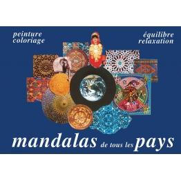 Mandalas de tous les pays de Multimédias