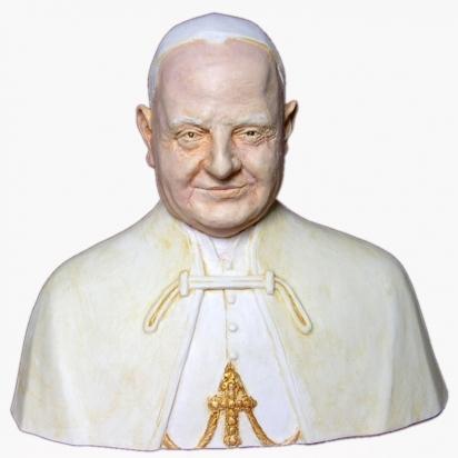 Buste de saint Jean XXIII de Statues & Statuettes