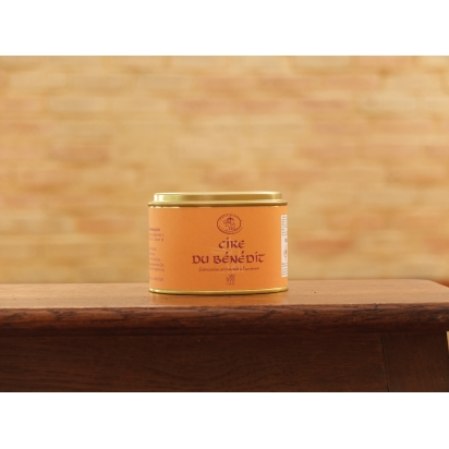 Cire du Bénédit pâte 370 g - Cire à l'ancienne-cire d'abeille de Entretien du bois & Cires