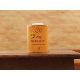 Cire du BENEDIT liquide 0.5 Litre - (le petit bidon - etiquette JAUNE) Encaustique à l'ancienne à la cire d'abeille de Entret...