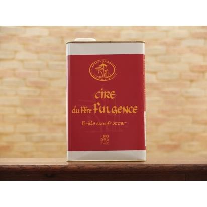 Cire du Pere Fulgence 5 Litres de Entretien du bois & Cires